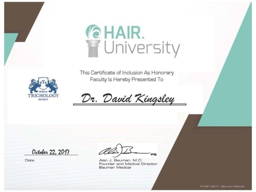 Hair.University