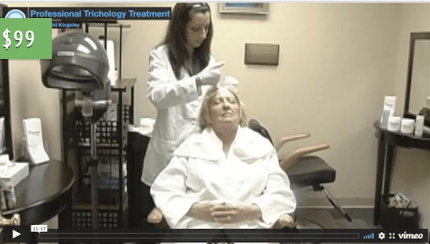 Professional Trichology Treatments